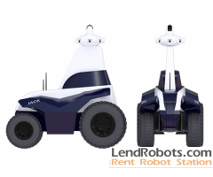 Rent robot Jack / TBC-France
