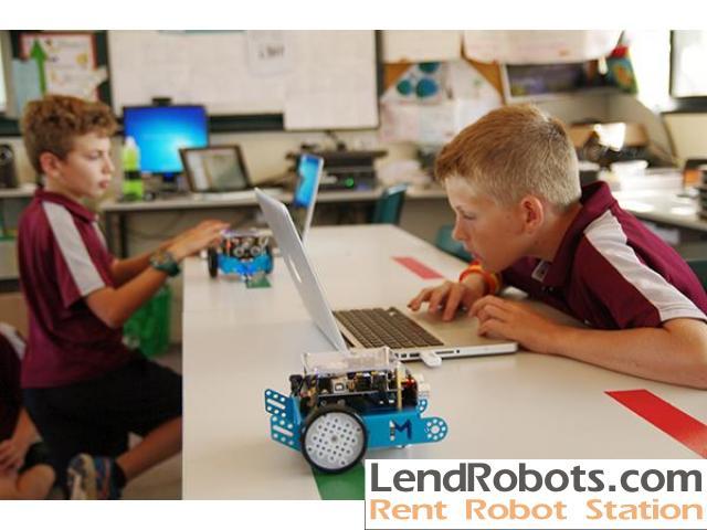 Robotics Rental Kit in Australia