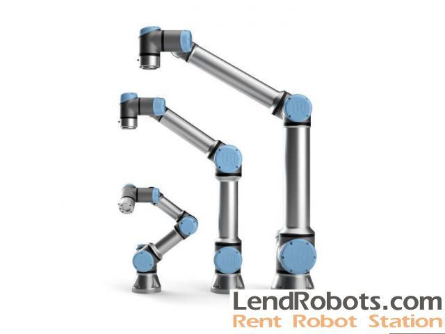 Universal Robots for rent in Ireland