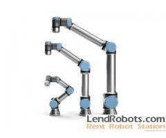 Universal Robots for rent in Ireland