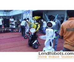 Robot Entertainment: developing and rent