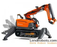 Robotic Demolition Equipment Rentals
