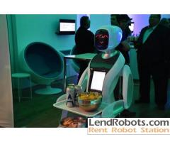 Hire Robots in Canada/USA