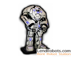 10 feet tall robot for rent or sell