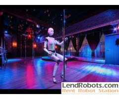 Robot Dancer for rent