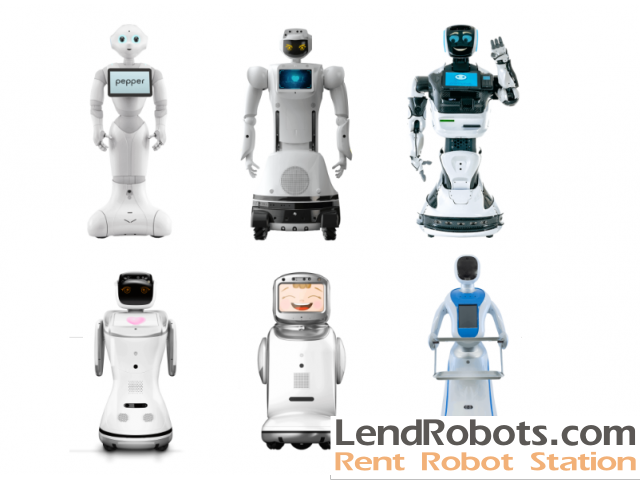 Robots for Rental India