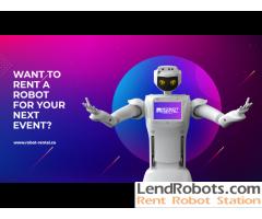 Robot Rental