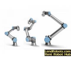 Robot rental services