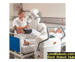 ROBERT® for Rent in Robot Center UK