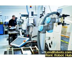 Universal Robots for rent