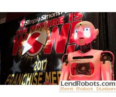 Rent Thespian Joppa in Robot Rental U.S.