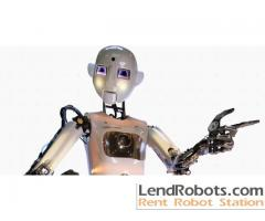Rent Thespian Joppa in Robot Rental U.S.