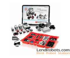LurnBot: robots kits for rent