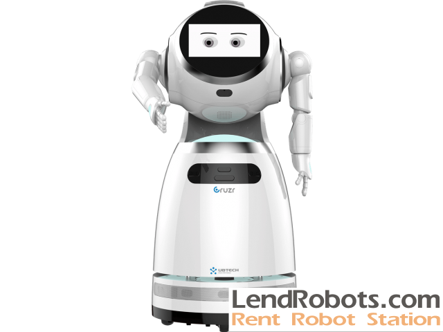 Full-Service Robot Rental
