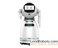 Full-Service Robot Rental