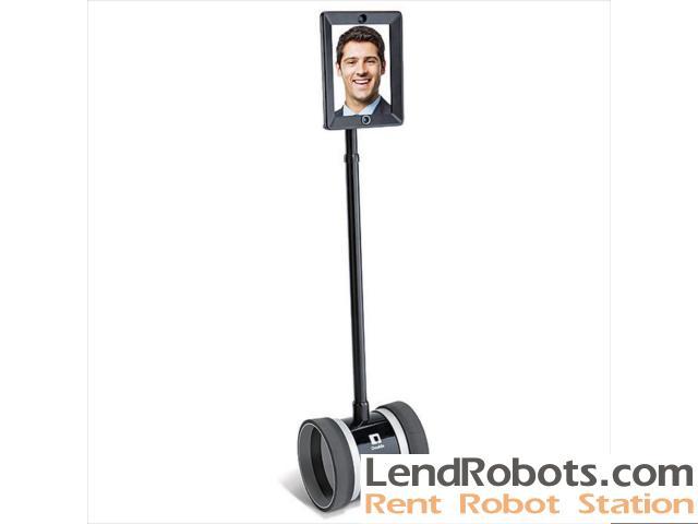 Rent Double robot in Switzerland/EU